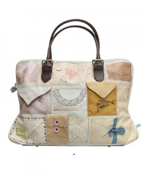 Bolso finde Love Letters