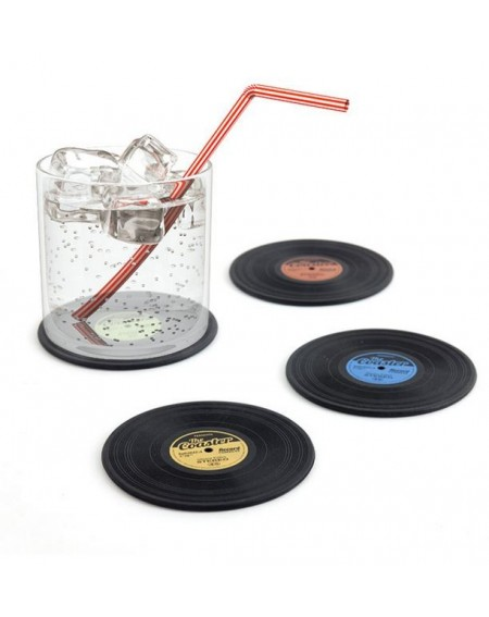 Posavasos The Coaster Vinilo 4uds