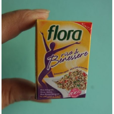 Imán nevera cereales Flora