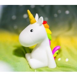 Lámpara led UNICORNIO