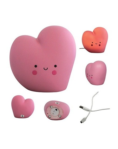 Lamparas USB Kawaii de HOUSE DISASTER