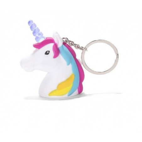 Llavero led Unicornio