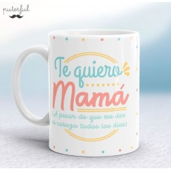 "Taza Mr. Puterful ""PAPÁ y/o MAMÁ...."""