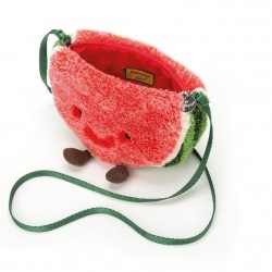 Bolsos de peluche AMUSEABLE watermelon