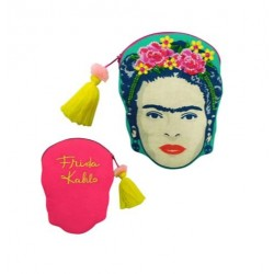 Monedero mini FRIDA KAHLO