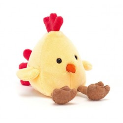 Peluche amuseable POLLO