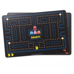 Set 2 mantel individual PAC-MAN