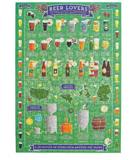 Puzzle BEER LOVER'S