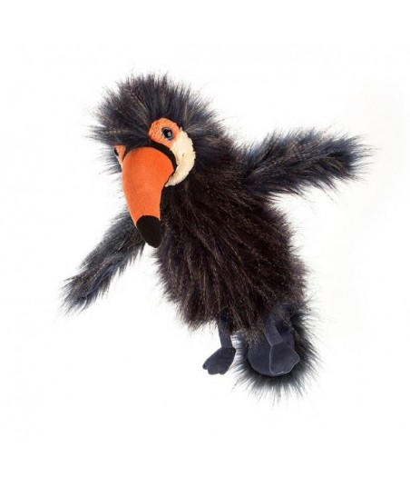 Peluche ave tropical TUCÁN