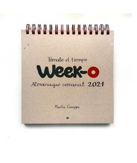 Almanaque SEMANAL WEEK-O 2021